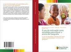 Capa do livro de O uso da motivação como estratégia para elevar o ensino de Geografia
