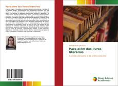 Couverture de Para além dos livros literários