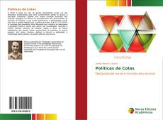 Bookcover of Políticas de Cotas