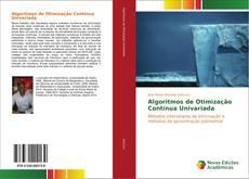 Buchcover von Algoritmos de Otimização Contínua Univariada