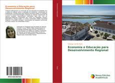 Обложка Economia e Educação para Desenvolvimento Regional