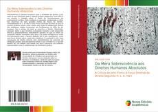 Bookcover of Da Mera Sobrevivência aos Direitos Humanos Absolutos