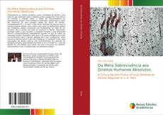 Da Mera Sobrevivência aos Direitos Humanos Absolutos kitap kapağı