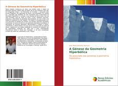 Capa do livro de A Génese da Geometria Hiperbólica