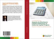 Capa do livro de Impacto do Disclosure Capital Intelectual no Custo de Capital Próprio