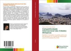 Capa do livro de Competitividade Internacional das Cidades Olímpicas