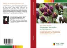 Capa do livro de Olhares do semiárido pernambucano
