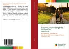 Couverture de Hiperinsulinismo congênito em crianças brasileiras