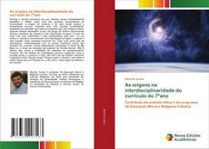Обложка As origens na interdisciplinaridade do currículo do 7ºano