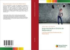 Capa do livro de Argumentação e Ensino de Matemática
