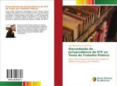 Copertina di Discordando da Jurisprudência do STF no Tema do Trabalho Público