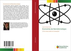 Economia da Nanotecnologia kitap kapağı