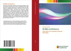 Bookcover of Do Mito ao Romance