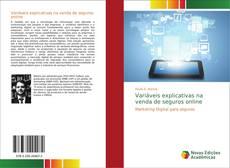 Portada del libro de Variáveis explicativas na venda de seguros online