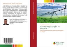 Capa do livro de Transformação Digital na Indústria