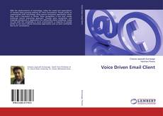 Bookcover of Voice Driven Email Client