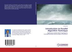 Bookcover of Introduction to Parallel Algorithm Technique