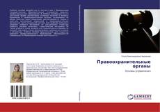 Bookcover of Правоохранительные органы
