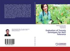 Bookcover of Evaluation of Tomato Genotypes for NaCl Tolerance