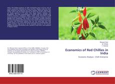 Capa do livro de Economics of Red Chillies in India