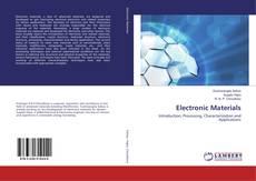 Обложка Electronic Materials
