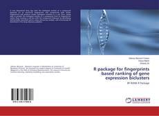 R package for fingerprints based ranking of gene expression biclusters的封面