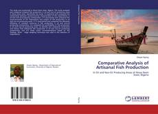 Bookcover of Comparative Analysis of Artisanal Fish Production
