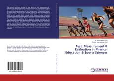 Borítókép a  Test, Measurement & Evaluation in Physical Education & Sports Sciences - hoz