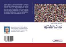 Bookcover of Live Vedanta: Prevent Population Explosion