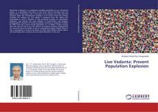 Live Vedanta: Prevent Population Explosion的封面
