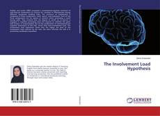 Bookcover of The Involvement Load Hypothesis