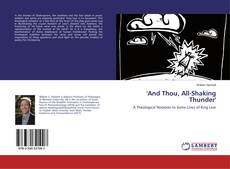 'And Thou, All-Shaking Thunder'的封面