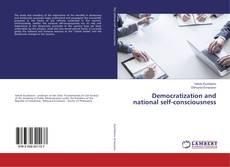 Buchcover von Democratization and national self-consciousness