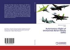 Capa do livro de Autonomous Flight of Unmanned Aerial Vehicle (UAV)
