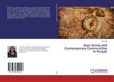 Bookcover of Arya Samaj and Contemporary Communities in Punjab