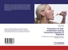 Capa do livro de Prevalence of Self-medication among University Students in Baghdad