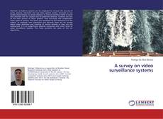 Couverture de A survey on video surveillance systems