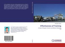 Portada del libro de Effectiveness of Training