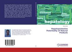 Buchcover von Hepatoprotective Potentiality of Natural Products