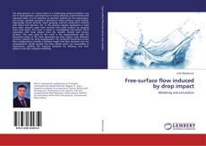 Couverture de Free-surface flow induced by drop impact
