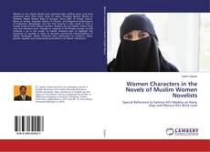 Capa do livro de Women Characters in the Novels of Muslim Women Novelists