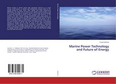 Buchcover von Marine Power Technology and Future of Energy