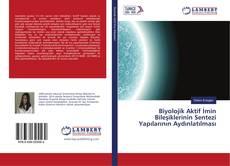 Обложка Biyolojik Aktif İmin Bileşiklerinin Sentezi Yapılarının Aydınlatılması
