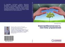 Bookcover of Электробезопасность. Система управления