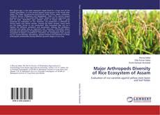 Major Arthropods Diversity of Rice Ecosystem of Assam的封面
