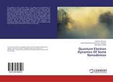 Quantum Electron Dynamics Of Some Nanodevices kitap kapağı
