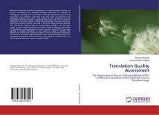 Buchcover von Translation Quality Assessment