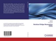 Bookcover of Residual Ridge Resorption (RRR)