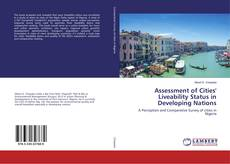 Couverture de Assessment of Cities' Liveability Status in Developing Nations