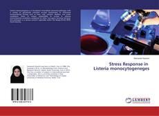 Buchcover von Stress Response in Listeria Monocytogeneges